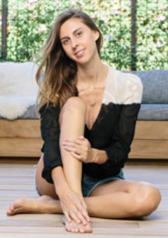 Nutritionist Nicole Granato
