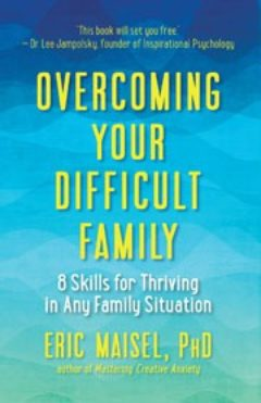 Cover of Overcoming Your Difficult Family