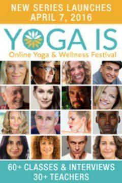 Yoga Is festival image
