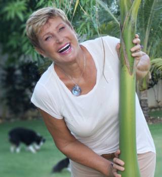 Spiritual advisor Judi Ronai