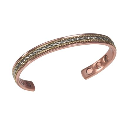07 Tool Copper Bracelet