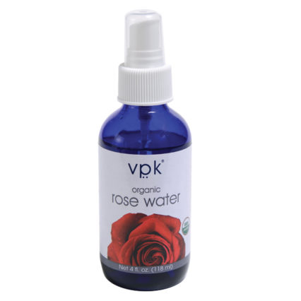 5 Rose Water New