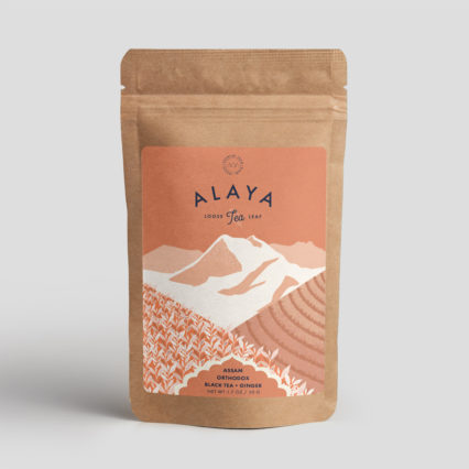 Alaya Tea  Assam Black Ginger 1