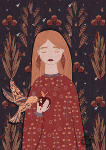 Apple Heart Credit Lidia Tomashevskaya