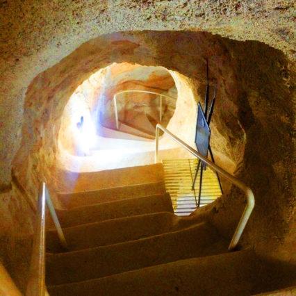 Caves Near Jericho