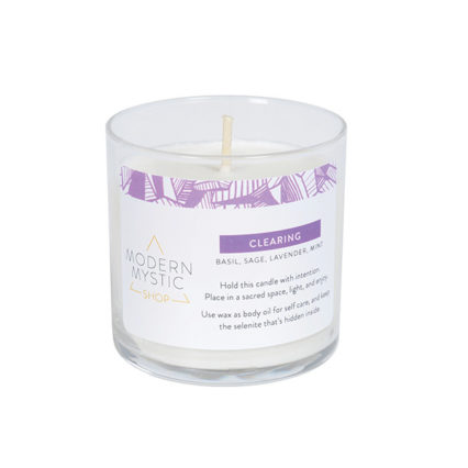Clearing Candle