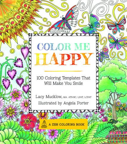 Color Me Happy Cover