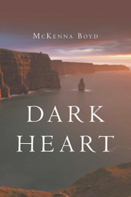 Book jacket Dark Heart