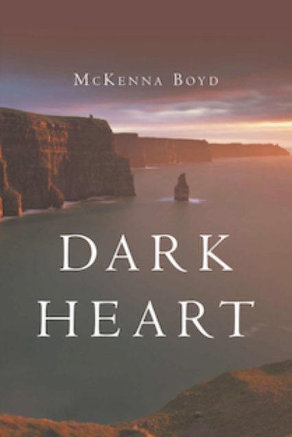 Book jacket Dark Heart