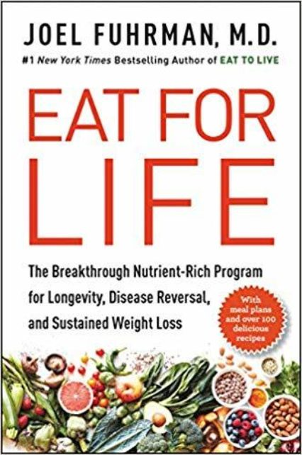 Eat For Life Cover