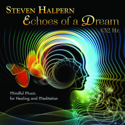 CD cover Echoes of a Dream