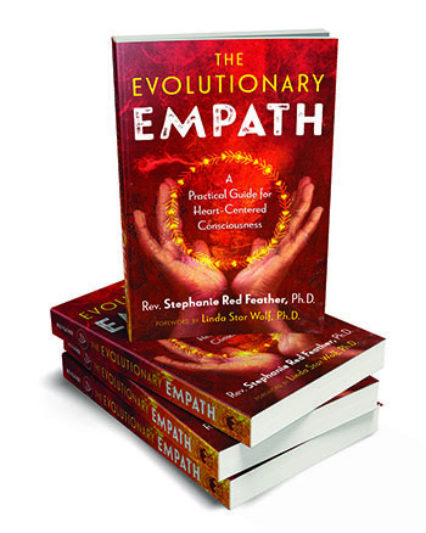 book cover Evolutionary Empath