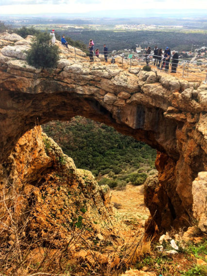 Hiking Near Caesarea