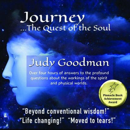 Judy Goodman audiobook cover