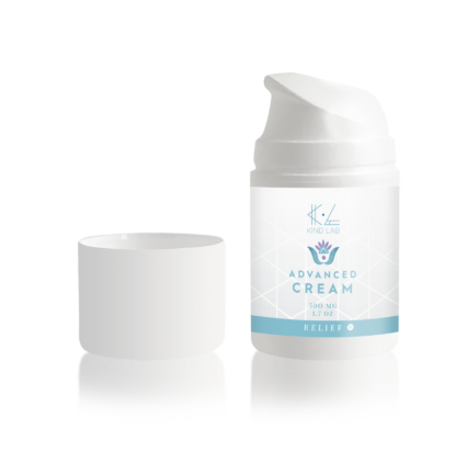 Kl Relief Advanced Cream 1 7Oz