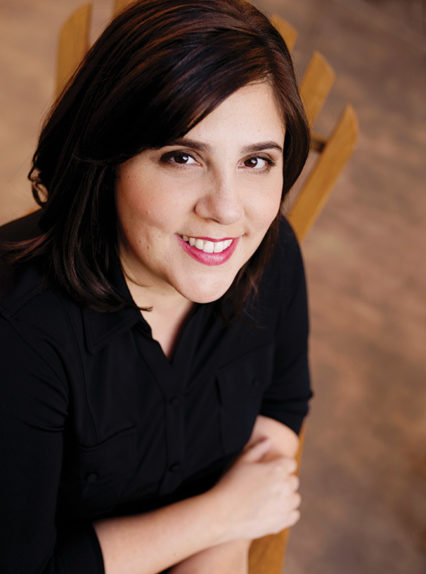 Leah Weiss Author Photo