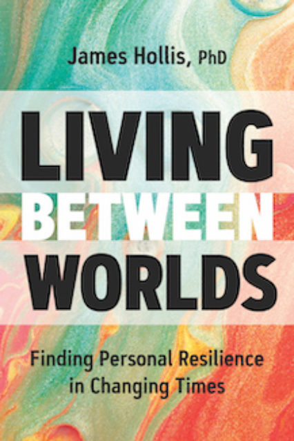 Living Between Worlds Cover Copy