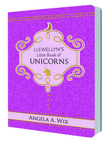 Book jacket for Little Book of Unicorns