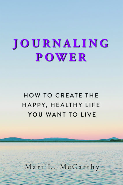 Mari Mc Carthy Journaling Cover