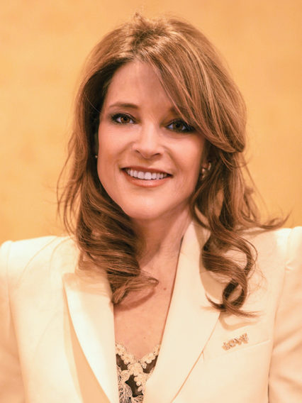 Marianne Williamson Credit Elisabeth Granli