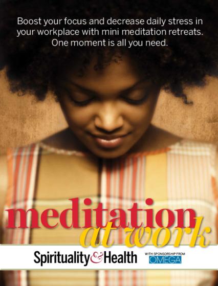 Meditation At Workcover