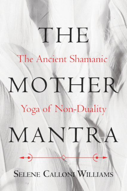 book jacket -- the mother mantra