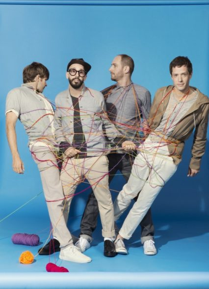 Ok Go String Cred Gus Powell 1