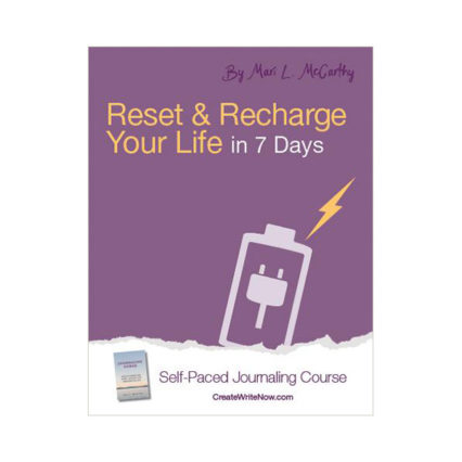 Reset And Recharge