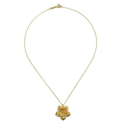Satya Lotus Necklace