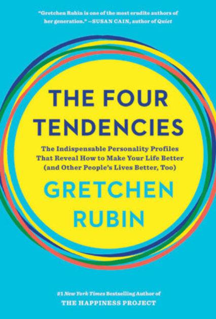 The Four Tendencies Hi Res Jacket