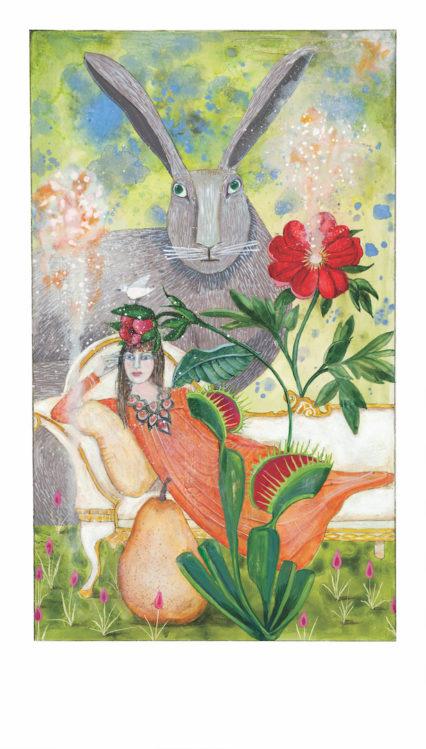 The Radiant Tarot The Empress Credit Alexandra Eldridge Copy