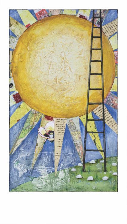 The Radiant Tarot The Sun Credit Alexandra Eldridge Copy