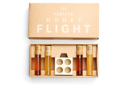 Varietal Honey Flight