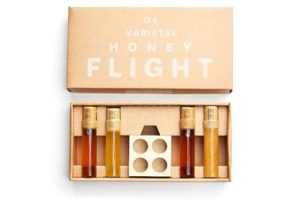 Varietal Honey Flight