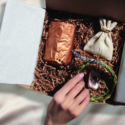 Bodhi tree box