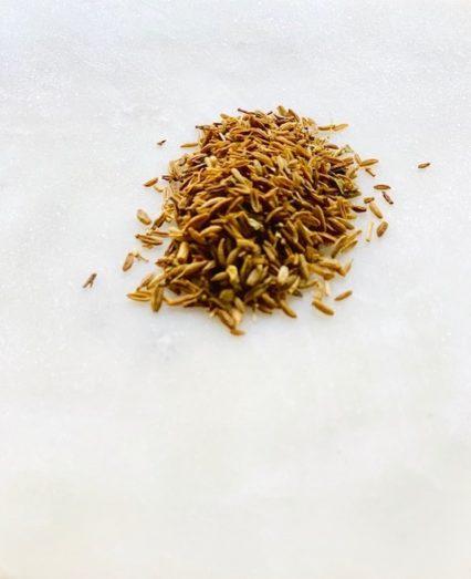Cumin Seeds Plumb
