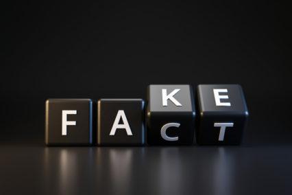 Fake Fact Dice
