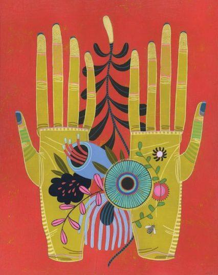 Hands Jennifer Davis