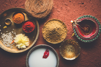Herbal Bath Ayurvedic Items