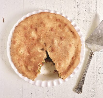 Samosa Pot Pie