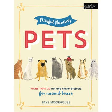 Tool Painting Pet Book