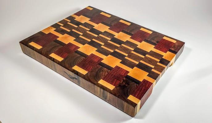 Cheese Board KJW Woodwork Designs