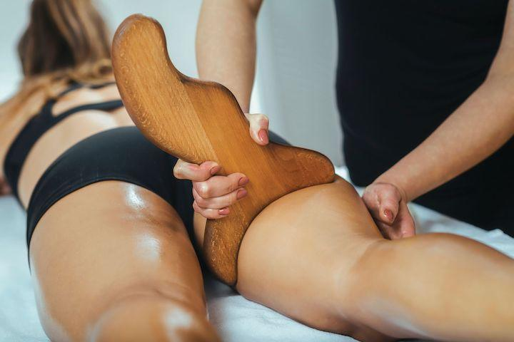 Body Contour Wood Tool