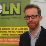 Dan Roddy at Learning technologies 2016