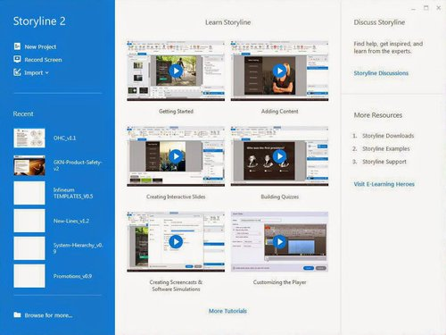 Storyline 2 has new help features built in