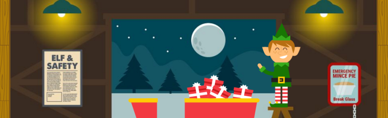 Sponge Christmas Game 2016