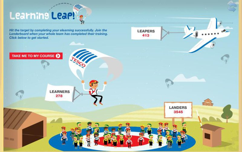 Tesco Learning Leap