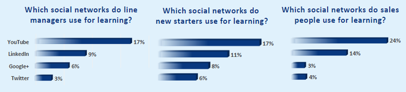 Graphs from the Towards Maturity Learner Voice report