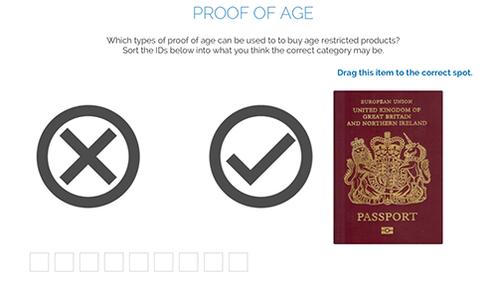 passport proof