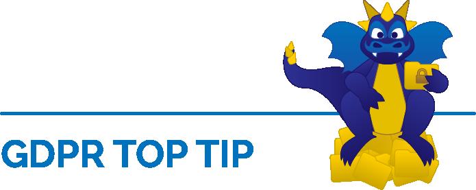GDPR Top Tip